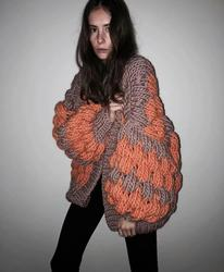 TEELYNN truien jas voor vrouwen winter warme dikke 2019 hand gebreide trui Ballon lange mouwen boho uitloper trui vesten