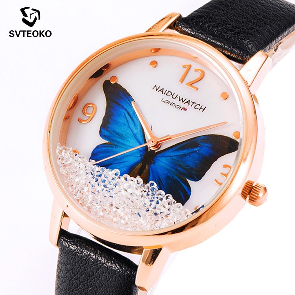 SVTEOKO Women Watches Luxury Fashion Strap Ladies Quartz Watch Zegarek Damski Top Brand Wristwatches Gift Clock Dropshipping