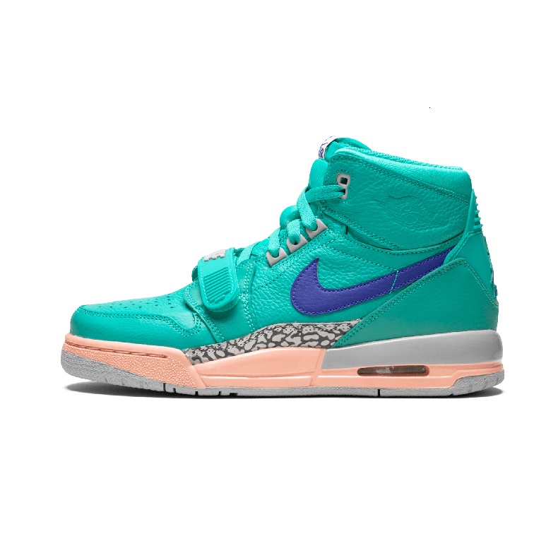 NIKE Air Jordan Legacy 312 NRG Storm Original Men Basketball Shoes Comfortable Lightweight Breathable Sneakers #AV3922 4