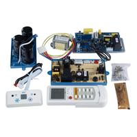 Universal Inverter Control Board System for Split Air Conditioner QD82U Drive Strong Compressor/Outdoor/Indoor DC Fan Motor