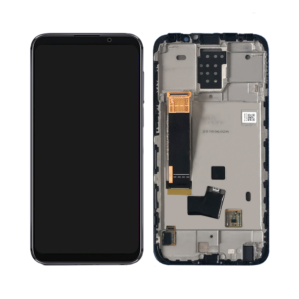 ORIGINAL For <font><b>MEIZU</b></font> <font><b>16X</b></font> LCD Touch Screen Digitizer Assembly For <font><b>Meizu</b></font> <font><b>16x</b></font> <font><b>Display</b></font> with Frame Replacement M872 M872Q image