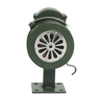 Crank Hand Operated Air Siren Horn Fire Emergency Security Alarm Aluminum Alloy VH99