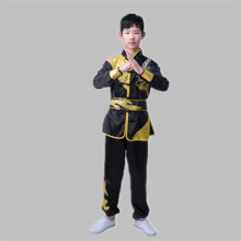 купить DM 2019  Chinese Kung Fu  Suit Tai Chi Clothing Cotton Martial Art Uniform Wushu Taiji Clothing Taijiquan Practice Sets Costumes по цене 651.31 рублей