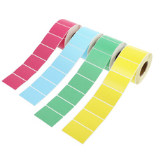 4 Rolls of Self-adhesive Address Label Sticky Label Price Stickers Marking Label