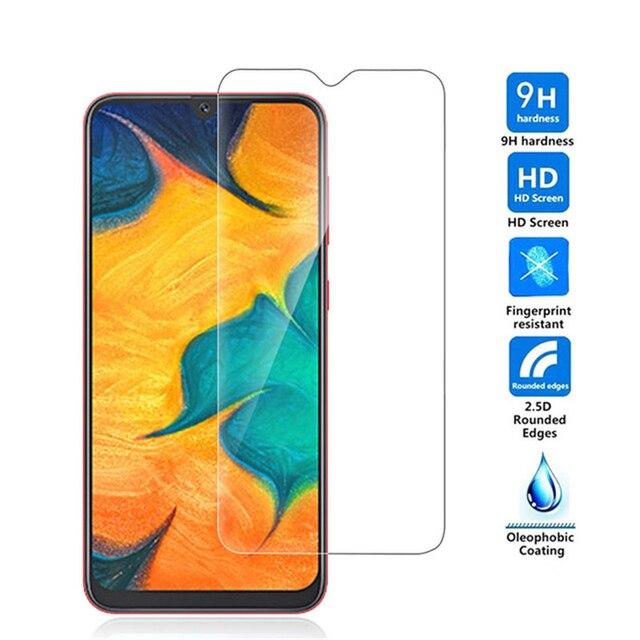 9H Tempered Glass for Samsung A50 A40 A30 A20e A10 A20 Screen Protector for Samsung Galaxy A51 A71 A70 A21S M51 M31 M21 A31 A11 3