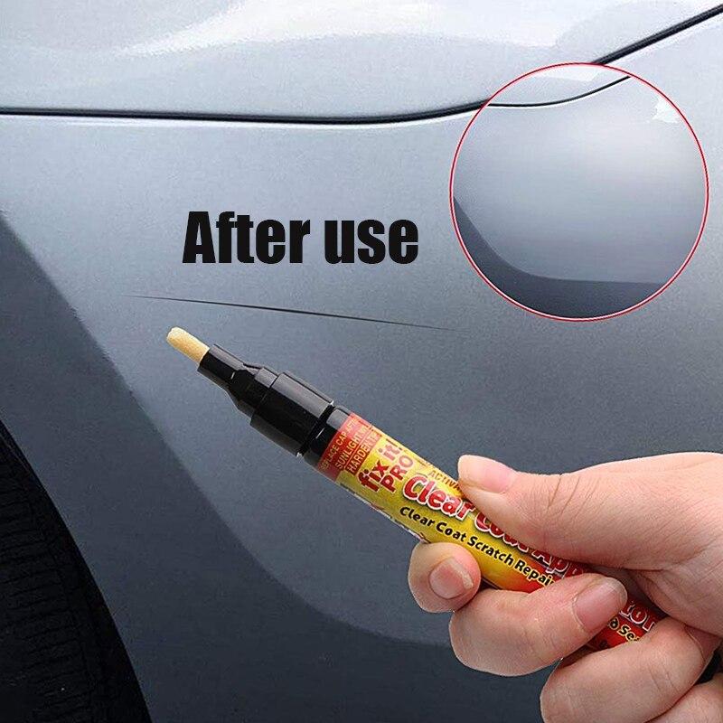 Car-styling Portable Fix It Pro Clear Car Scratch Repair Remover Auto Car Paint Pen Car Scratch Repair Remover