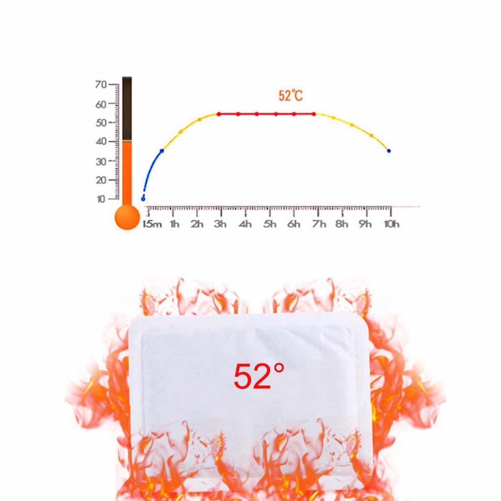 8pc Del Corpo Più Caldo Bastone della Durata di Patch di Calore Tenere La Mano Del Piede della Gamba più caldo Pasta Rilievi di riscaldamento piedi del rilievo di Calore Caldo pacchetto di 12 ore