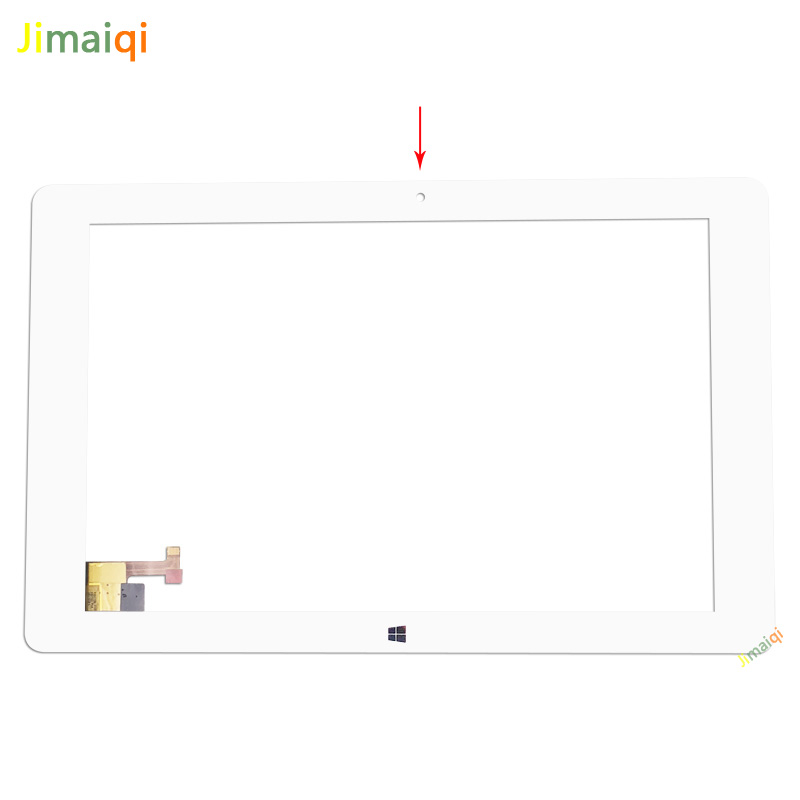 For 10.1 inch AlldoCube Iwork10 Pro Windows10 Tablet 101753C Q 1 00 Capacitive Touch Screen Digitizer Sensor T101753 01A GTC-in Tablet LCDs & Panels from Computer & Office    1