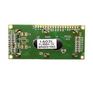Image 3 - SMR1602 L 1602RGB color backlight 1602L LCD screen LCD1602 industrial screen HD 1602 RGB backlight