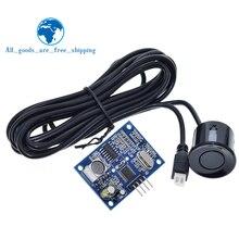TZT водонепроницаемый Ультразвуковой Модуль JSN-SR04T/AJ-SR04M водонепроницаемый Интегрированный датчик расстояния датчик для Arduino