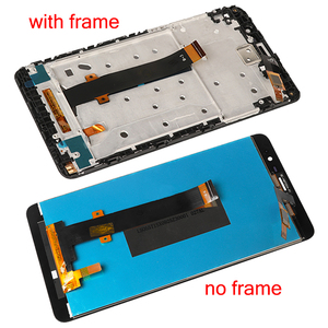 Image 2 - Pour Xiaomi Redmi Note 3 écran LCD + écran tactile + cadre numériseur panneau tablette accessoire pour Redmi Note 3 Pro Prime 150mm 5.5 pouces