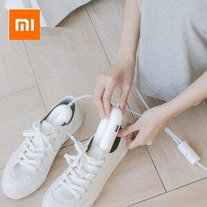 Image 5 - Xiaomi Sothing נייד ביתי חשמלי עיקור נעל נעלי מייבש UV קבוע טמפרטורת ייבוש Deodorization