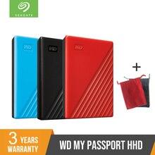 NEW WD 2TB 4TB My Passport hdd 2.5 USB 3.0 SATA Portable HDD