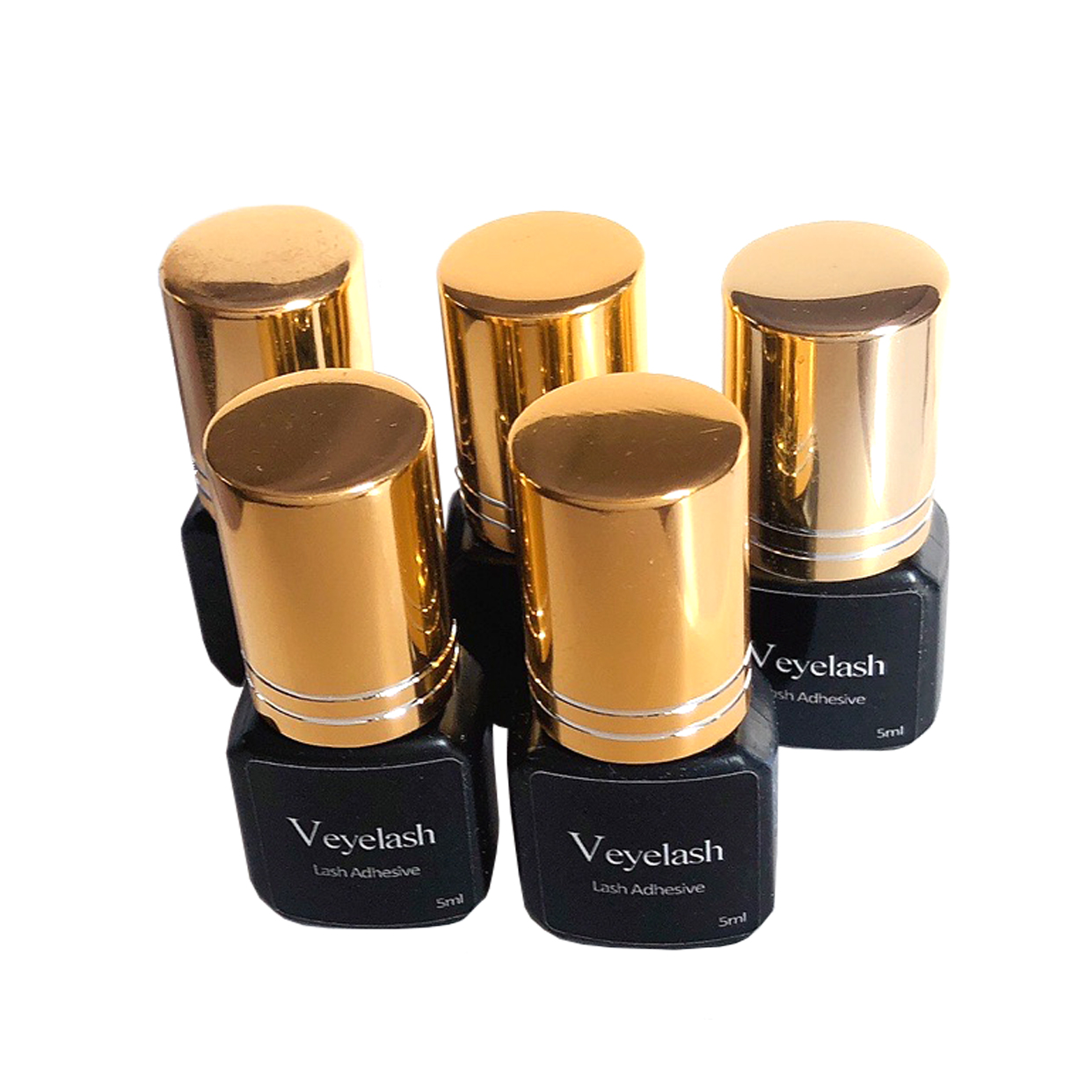 Veyelash Eyelashes Makeup 3 Different Glue For Lashes Eyelash Glue Low Smell Non Odorless Fast Dry Sticker Connecting Fans