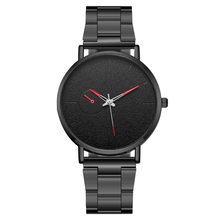 Blue Needle Single Eye Steel Belt Quartz Watch Mens Watches Top Brand Luxury Watches for Men Best Selling 2020 Products Gift(China)