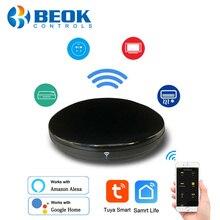 Universal Wifi Smart IR Remote Control Wireless Infrared Controller Hub WiFi Hub Tuya Smart Life Support Alexa Google Home