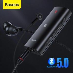 Baseus Audio Earphone Bluetooth-Adapter Stereo Wireless-Receiver Music Sound Type-C ACC/SBC