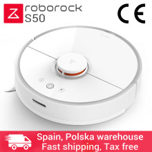 Roborock S50 International Version Xiaomi mi odkurzacz robot 2 Lieferung aus Polen per DHL(China)