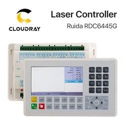 Contrôleur Ruida RDC6445 RDC6445G pour la mise à niveau de découpeuse de gravure Laser Co2 RDC6442 RDC6442G