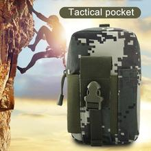 600D Tactical Bag Shoulder Waterproof Backpack Outdoor Camping Phone Bags Nylon Army For Men Travel