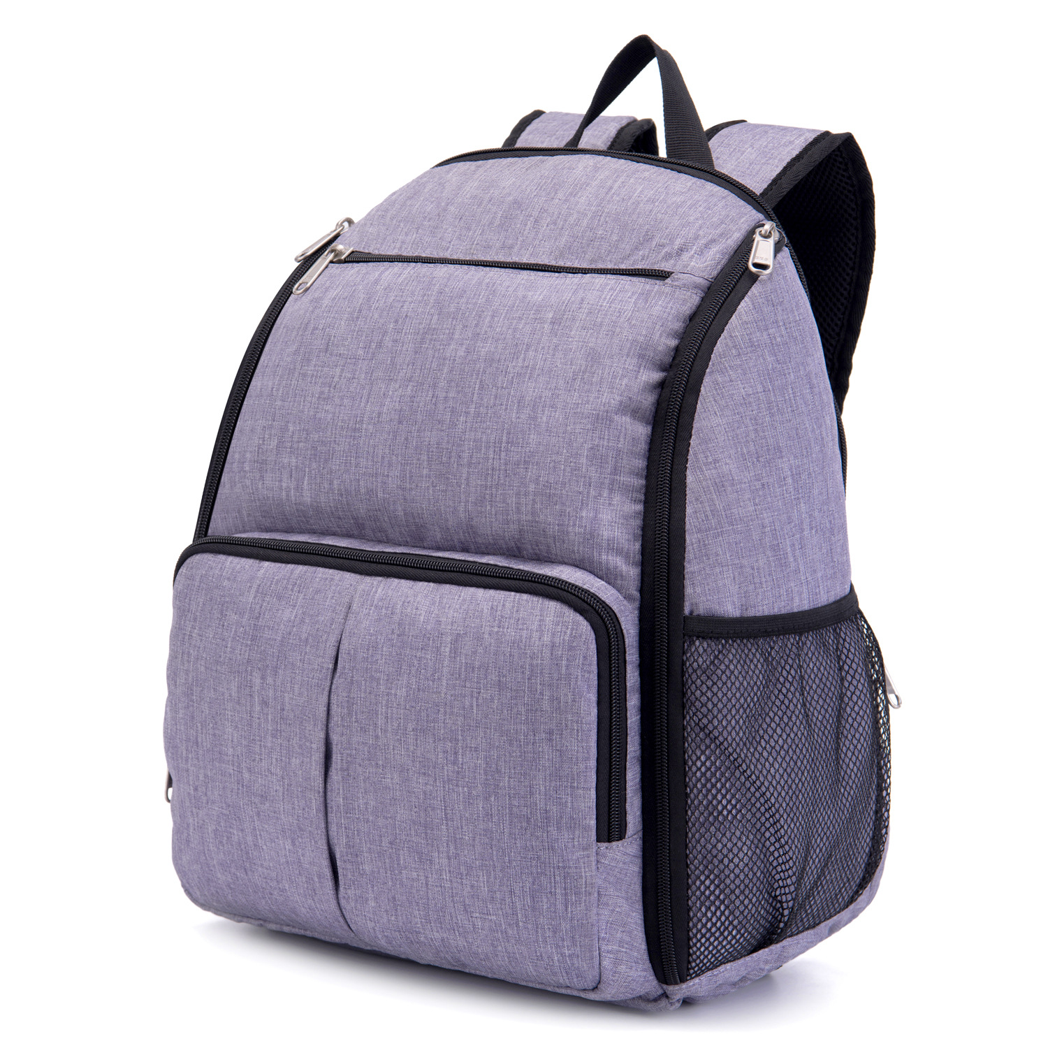 Hot Selling Korean-style Diaper Bag Multi-functional Large-Volume Nylon MOTHER'S Bag Fashion Mommy Bag Aiaper Backpack Wholesale