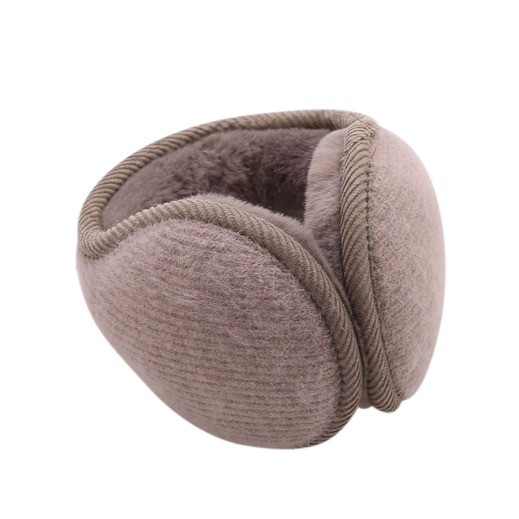 SAGACE Unisex Foldable Winter Earmuffs Adult Warm Earmuffs Windproof Winter Outdoor Car Cover