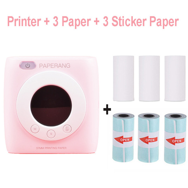 p and 6rolls paper