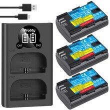 キヤノン lp E6 LP E6 lp E6N バッテリー 2650 キヤノン 5D マーク ii iii iv 、 80D 、 70D 、 60D 、 6D 、 eos 5Ds 、 5D2 、 5D3 、 5DSR 、 5D4 カメラ