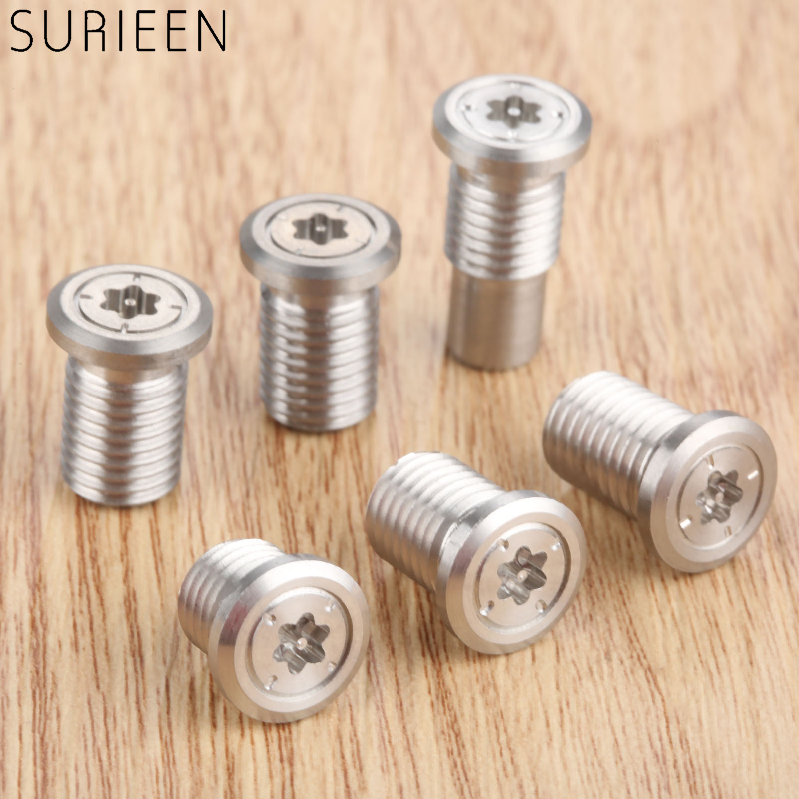 SURIEEN 1 Pc Steel Golf Weight Screw For Taylormade M4 Driver Head Professional Golf Club Heads Accessories 2g/4g/6g/7g/9g/10g