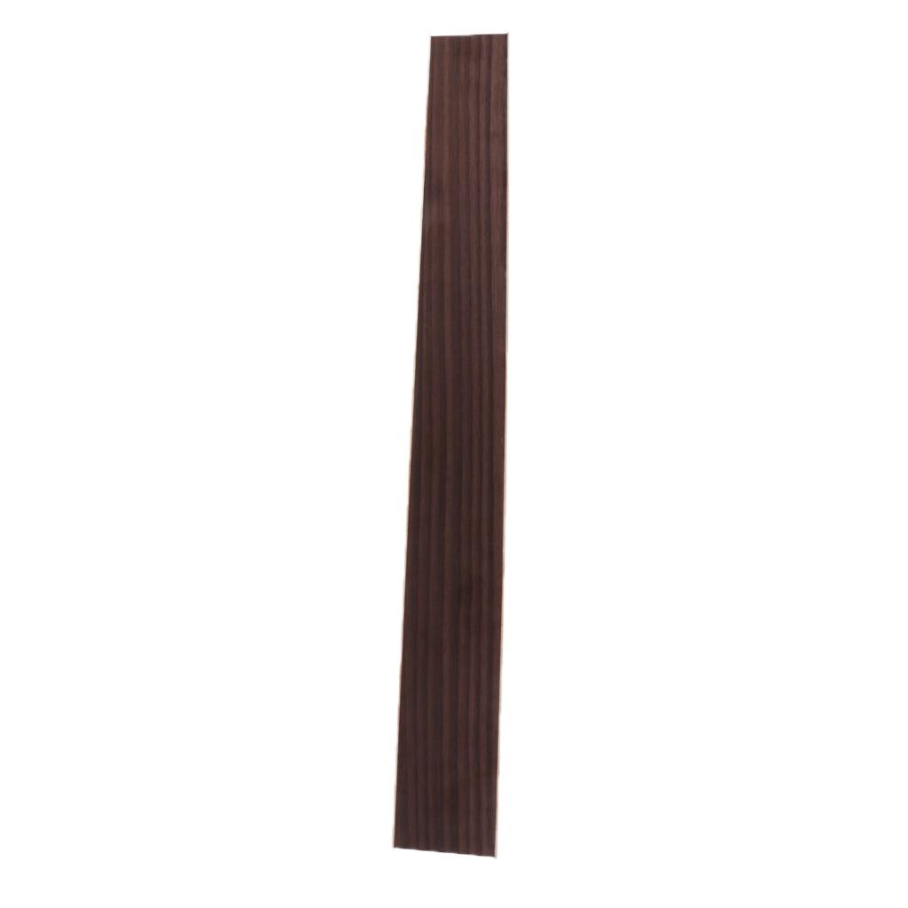 Rosewood Classical Fretboard Marker DIY Fingerboard Blank Plate Sheet