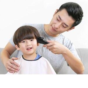 Image 3 - 2020 YouPin Enchen Sharp3S elektryczna maszynka do strzyżenia włosów USB ceramiczna maszynka do włosów szybkie ładowanie włosów mężczyzn dzieci trymer Clipper