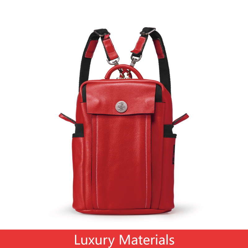 Orabird Luxury Women Backpack Soft Genuine Leather Large Capacity Backpacks Casual City Travel Bag High Quality Girls Bagpack