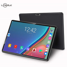 Nieuwste 10 Inch Tablet Android 9.0 3G 1280*800 Wifi Bluetooth Gps Telefoontje Glas Screen Tablet Pc(China)