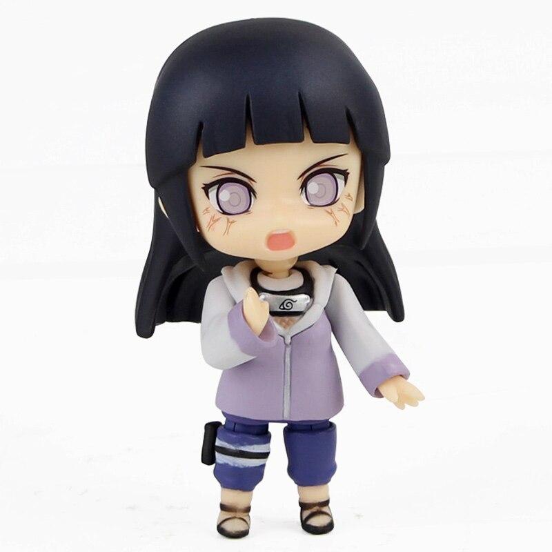 Naruto Hinata Hyuga Nendoroid 879 PVC Collectible Model Toy Action Figure