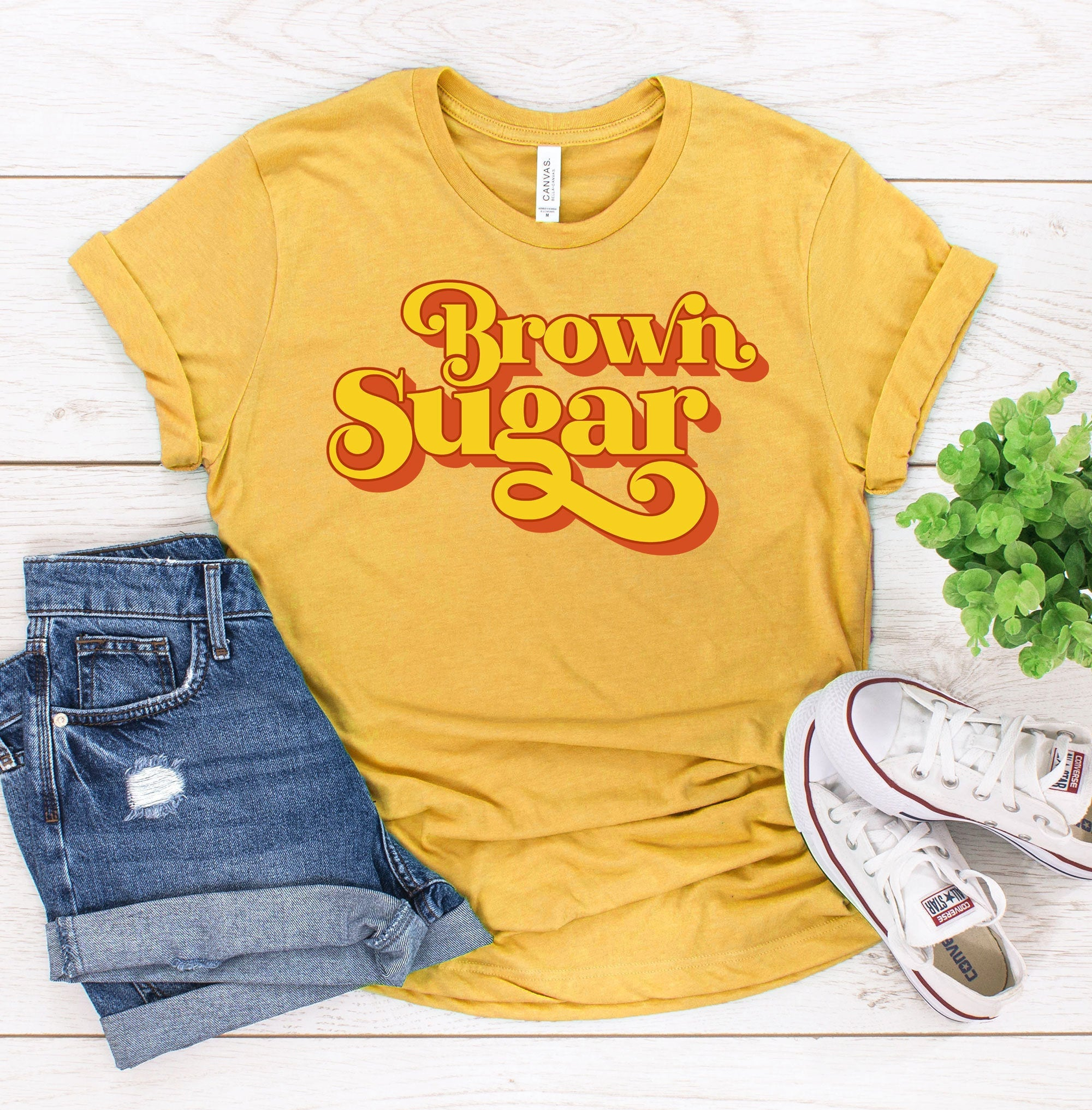 Женская Черная футболка с изображением коричневой сахарной гордости, черная рубашка с изображением меланина, рубашка с изображением корол...