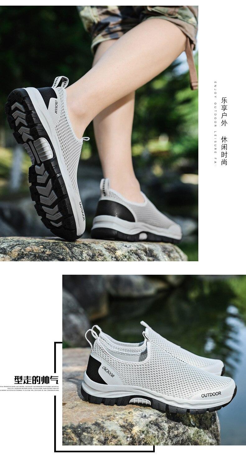 sapatos casuais respirável borracha antiderrapante leve sapatos 2021 mocassins footwea