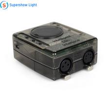 DVC4 GZM wirtualny kontroler DMX interfejs oświetleniowy USB do oświetlenia scenicznego Disco DJ tanie tanio BCL YAN Stage lighting effect Dmx etap światła Profesjonalne stage dj 800Mhz 256Mb 2Ghz 5V DC more than or equal to 300mA