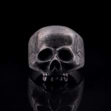 Fashion Gothic Rock Skull Ring Band Skull Vintage Punk Men Skull Biker Rock Roll Gothic Punk Jewelry Ring