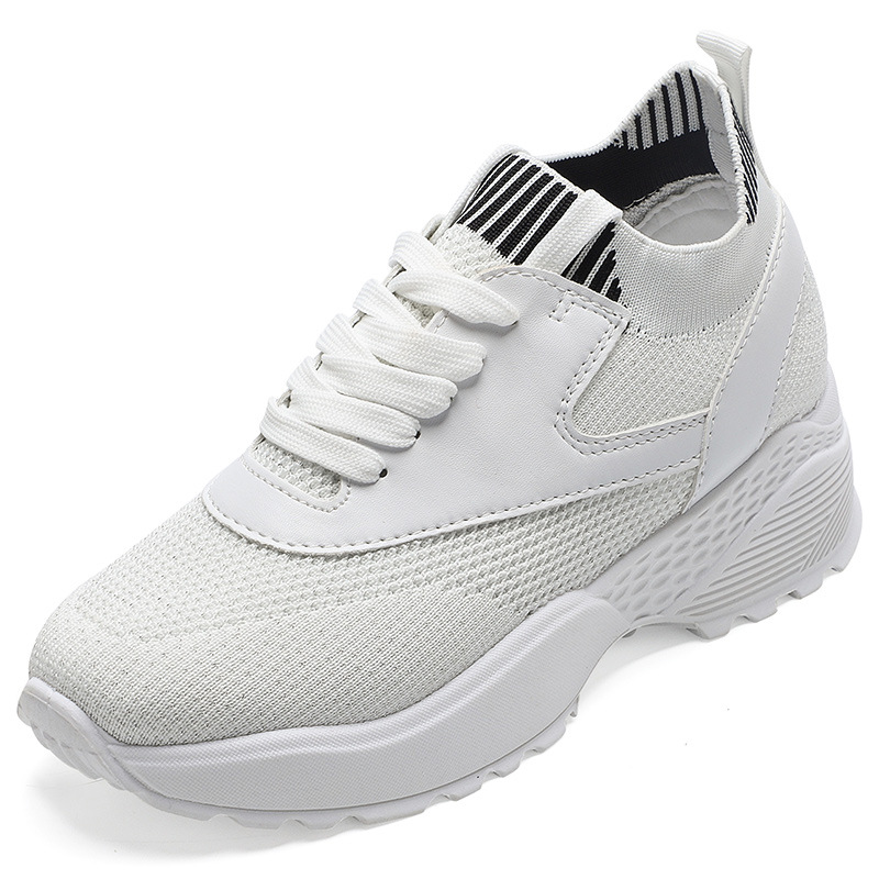 2019 New Women 39 s Air Mesh Platform Sneakers Breathable Casual Shoes Female Tennis Shoes Women 39 s Shoes Zapatillas Mujer in Women 39 s Vulcanize Shoes from Shoes