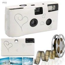 Film Camera 36 Photos White Photo Power
