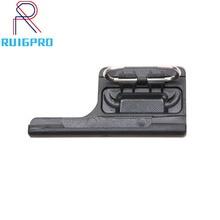 黒ハウジングフレームバックドアクリップロックバックル交換バックドアフレーム移動プロヒーロー 5 6 7 カメラアクセサリー