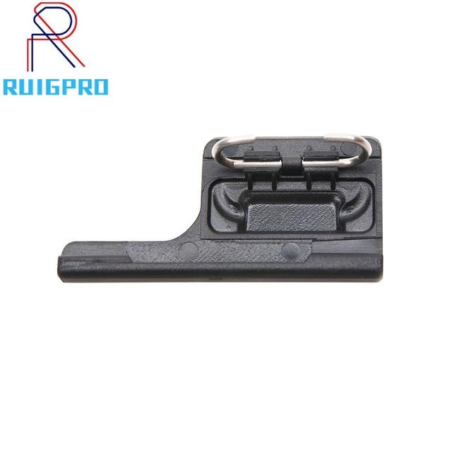 Black Housing Frame Backdoor Clip Lock Buckle Replacement Backdoor Frame for GoPro Hero 5 6 7 camera Accessories