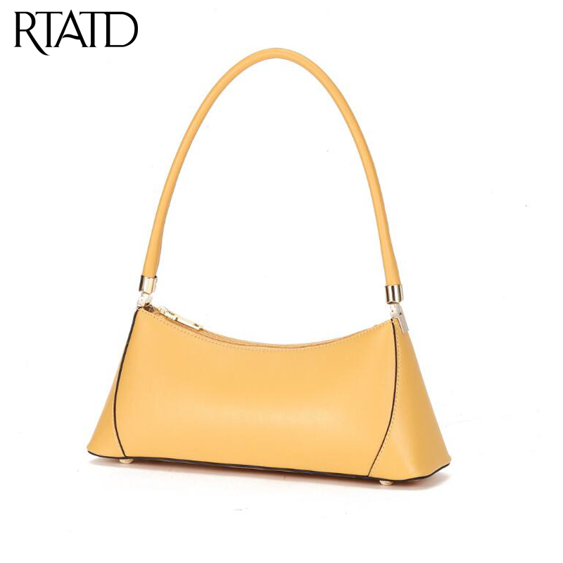 2019 New Retro Women Messenger Handbags Casual Solid Shoulder Bags For Women Tote