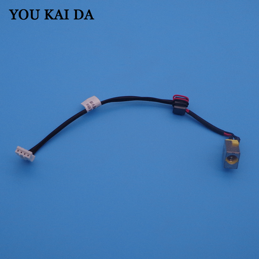 DC Jack With Cable For Acer Aspire E1 E1-521 E1-531 E1-531g E1-571 DC Jack Power