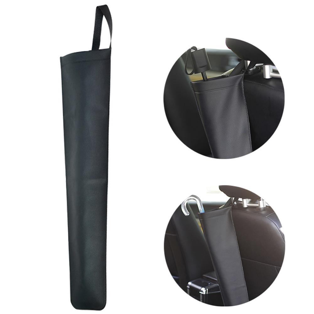 Otomobiller ve Motosikletler'ten Su Geçirmez Şemsiye Setleri'de Satış araba şemsiye çantası araba koltuğu geri şemsiye depolama üniteleri katlanabilir şemsiye çanta su geçirmez çanta toptan hızlı teslimat CSV title=