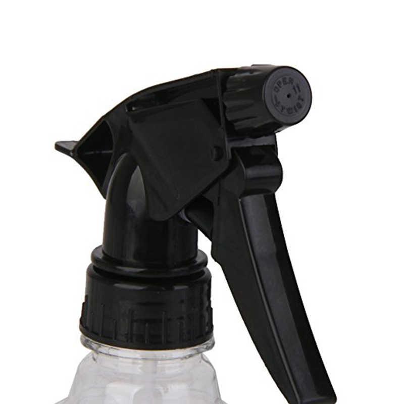250ml Leere Transparente Kunststoff Spray Flaschen Friseur Haar Salon Spray Anlage Sprayer
