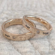 Luxury Brand Name Rings For Women Men Couple Ring Wedding Ring 18K Gold Hot Selling Fashion Ring Fine Jewelry Valentine's Gift