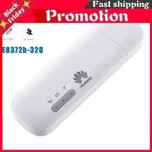 Unlocked E8372h-320 E8372 Wingle Lte Universal 4g Usb Modem Wifi Mobile