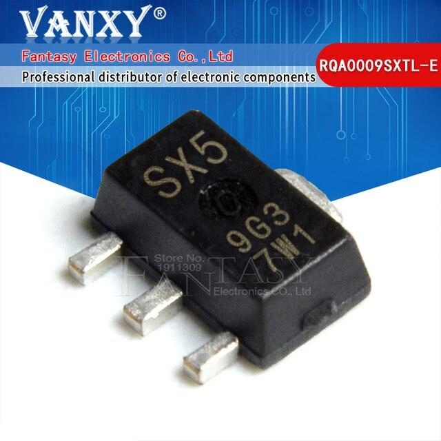 5PCS RQA0009SXTL SOT 89 RQA0009SXTL E SOT89 RQA0009 kennzeichnung: SX5