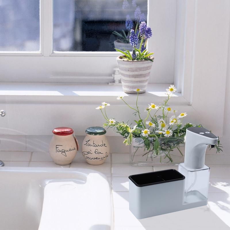 Heißer Verkauf Automatische Seife Dispenser Infrarot Sensor Seife Dispenser Automatische Seife Dispenser Küche Hand Seife Spender